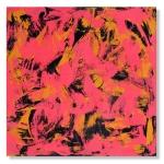 Dutchman Pink / 18″ × 18″ (45 × 45cm)