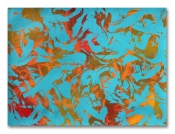 Autumn Leaves / 22″ × 30″ (56 × 76cm)
