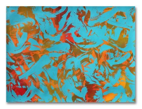 Autumn Leaves / 22″ × 30″ (56 × 76cm)